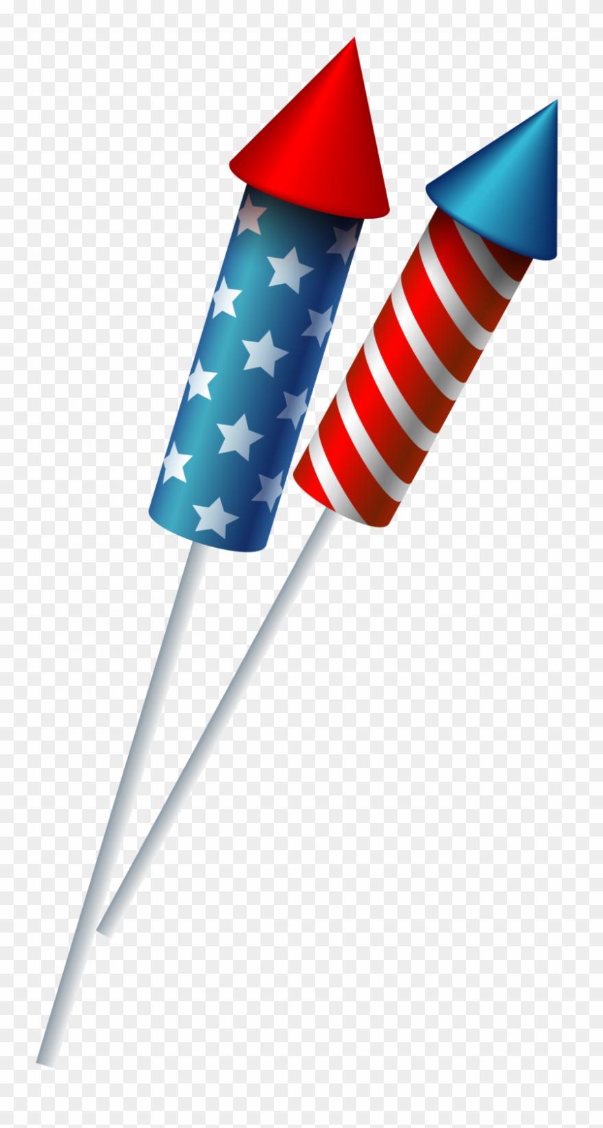 medium resolution of firework clipart rocket flag transparent background firecracker clipart png download