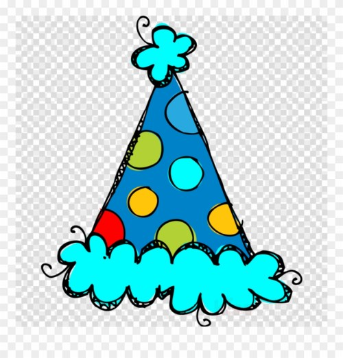 small resolution of free clip art birthday hat clipart party hat clip art happy birthday hat blue and