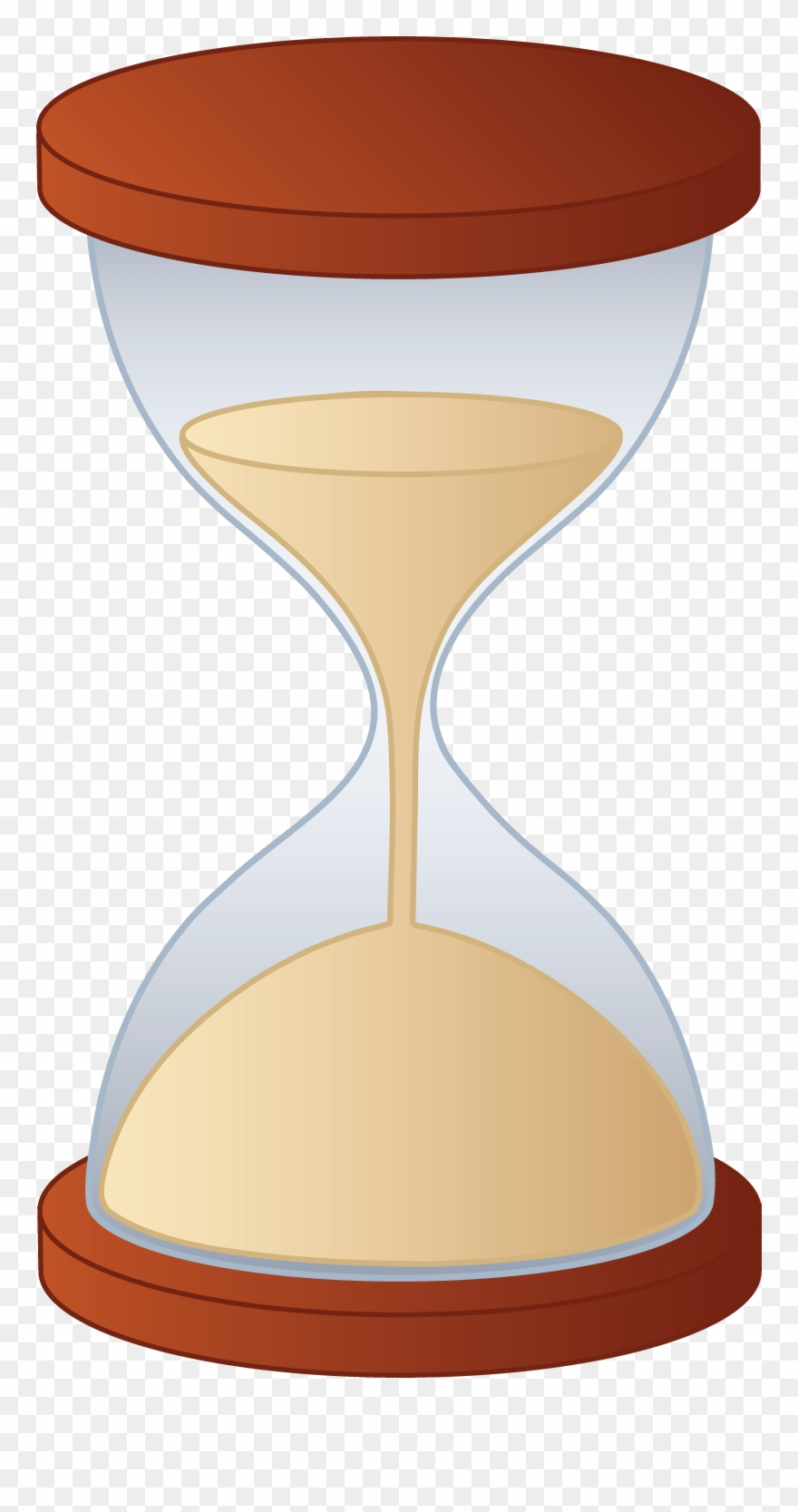 hight resolution of sand clock clipart hourglass clipart png download