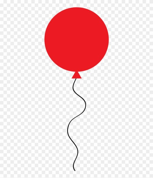 small resolution of yellow balloon clipart free clipart images red balloon png download