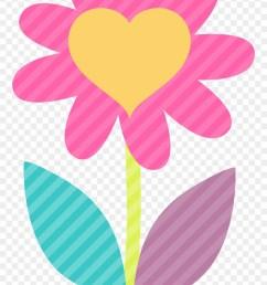 clipart flower spa cute flower clipart png transparent png [ 880 x 1407 Pixel ]