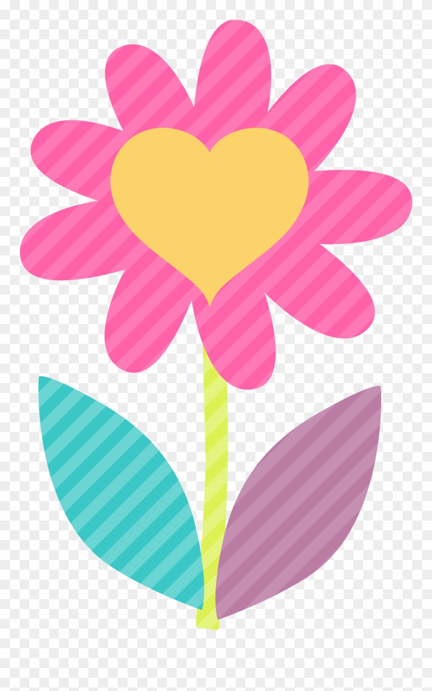 hight resolution of clipart flower spa cute flower clipart png transparent png