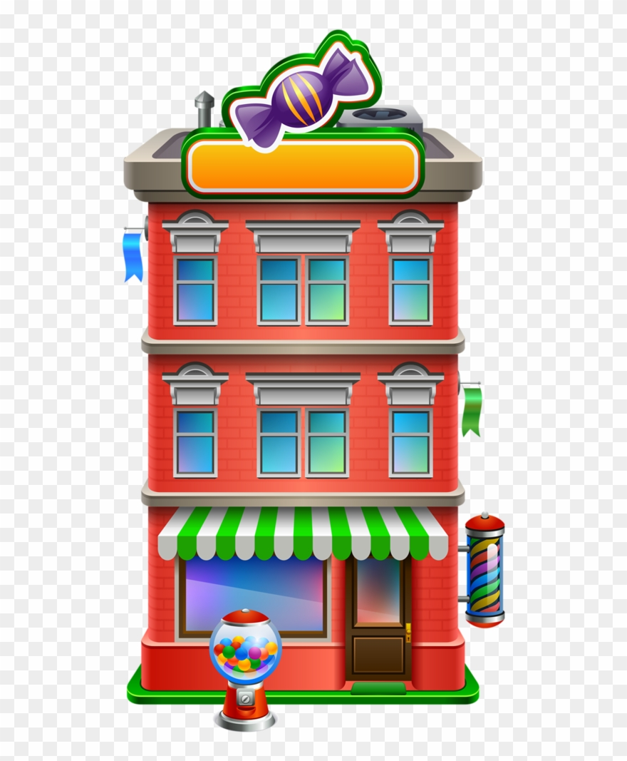 hight resolution of candy clipart house clipart craft images cottage candy store clipart png