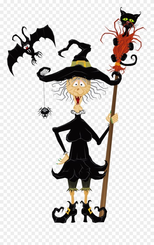 small resolution of halloween creepy witch clipart witch halloween clip art png download