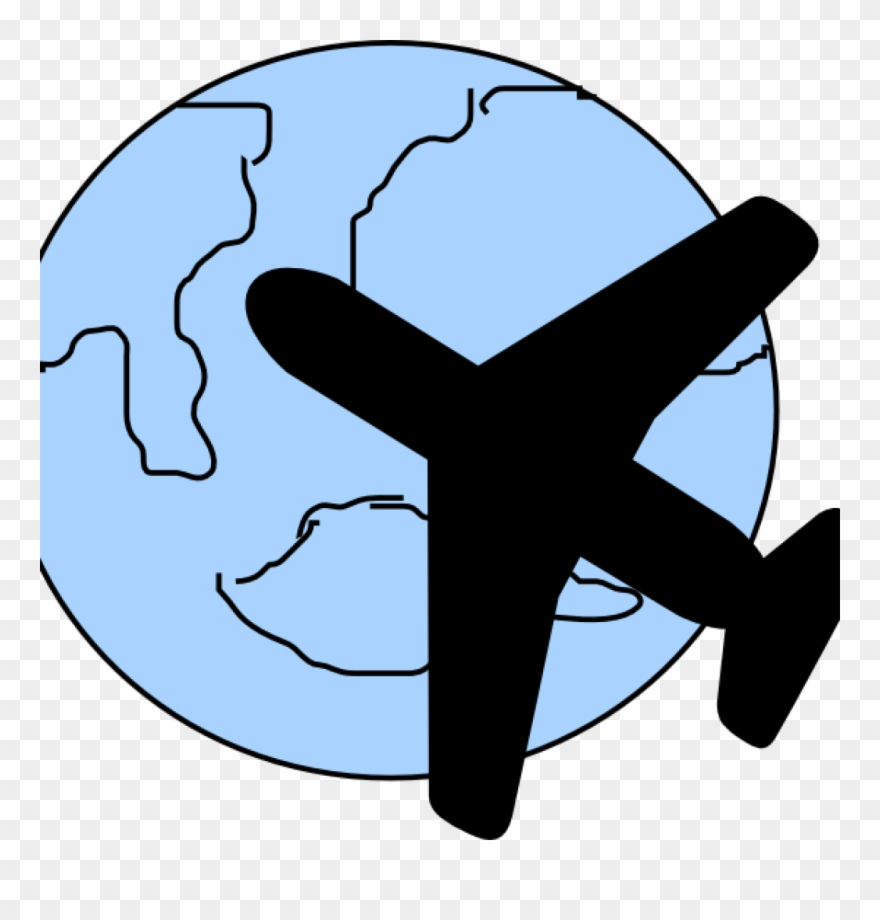 hight resolution of airplane clipart plane clip art at clker vector online clip art png download
