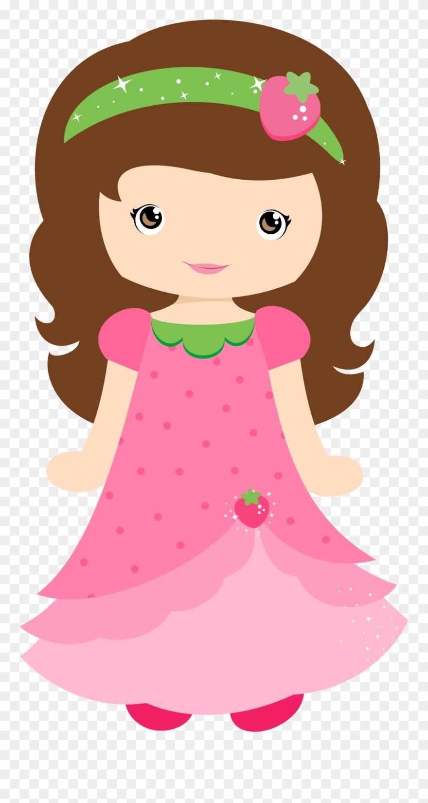 medium resolution of cute clipart girl clipart cute dolls cute kids desenho de boneca