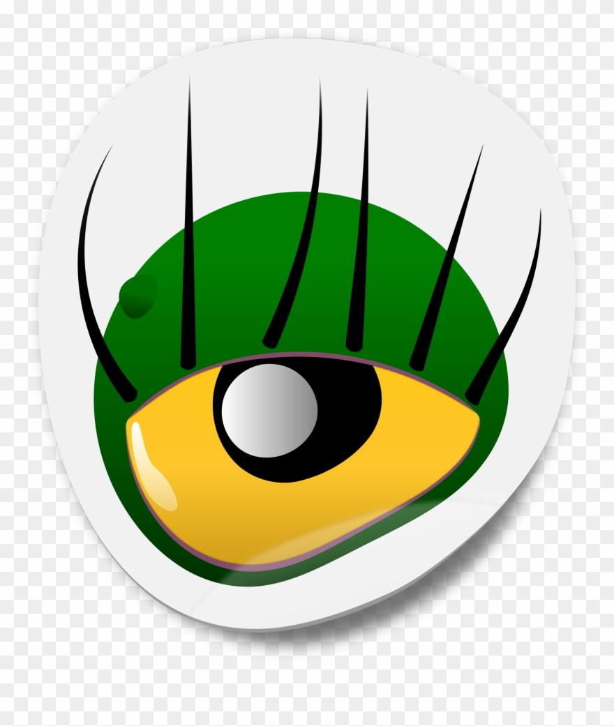 hight resolution of clipart cookies eye monster eye cartoon png download