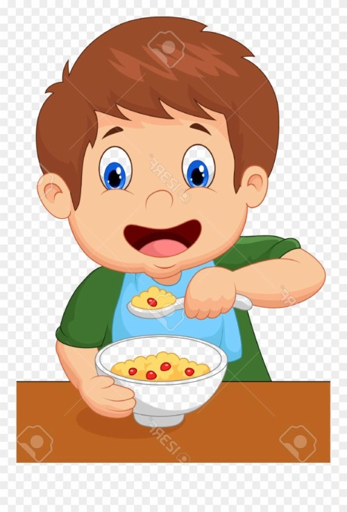 small resolution of eat breakfast clip art png download