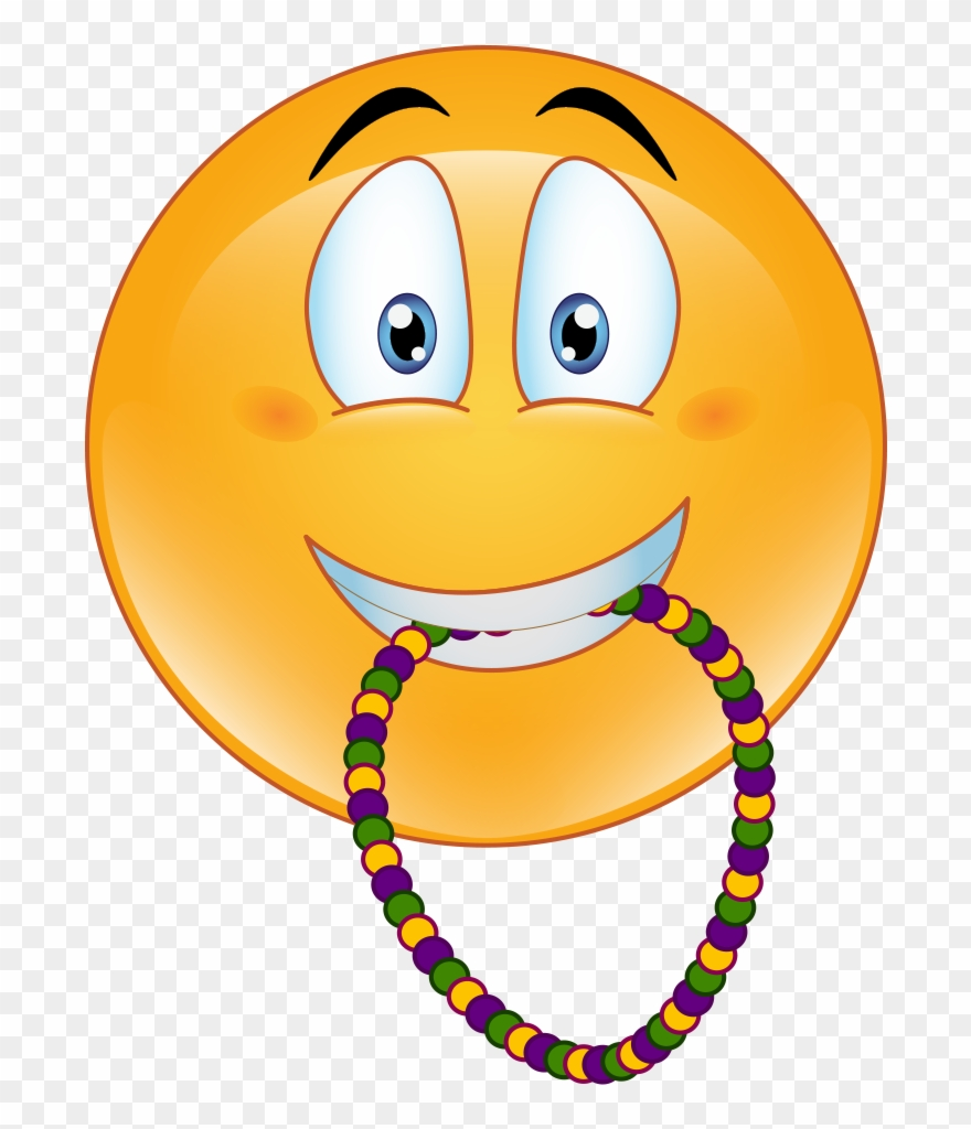 medium resolution of mardi gras emojis emoji clipart