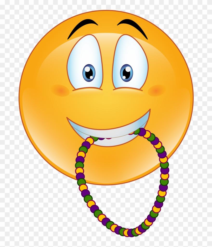 hight resolution of mardi gras emojis emoji clipart
