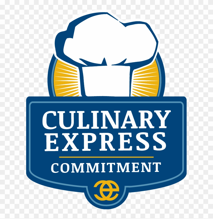 hight resolution of culinary express commitment log clipart