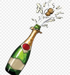 report abuse champagne bottle glasses clipart [ 880 x 1057 Pixel ]