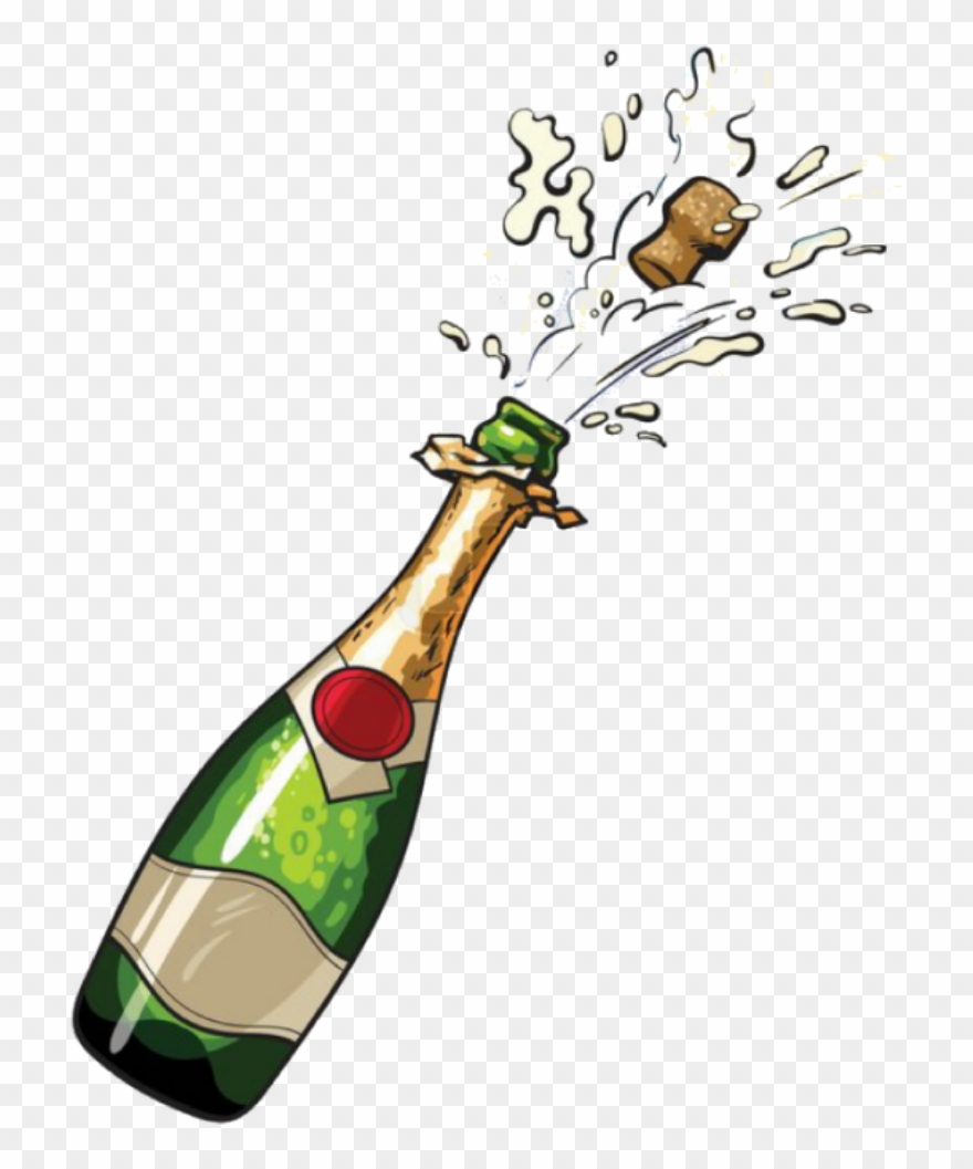 medium resolution of report abuse champagne bottle glasses clipart