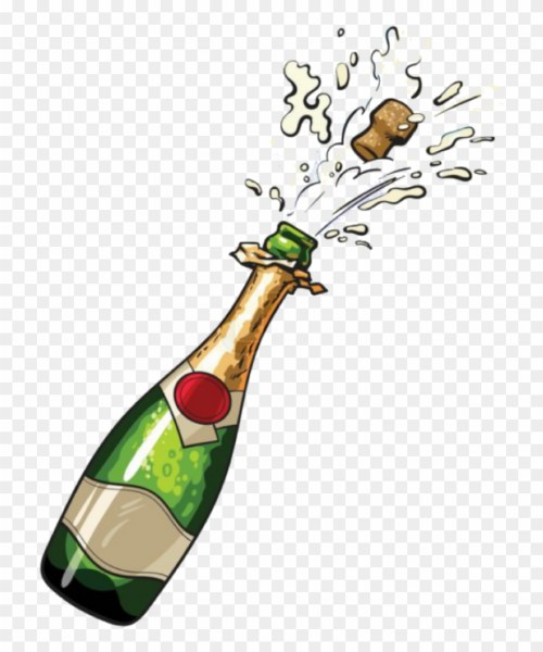small resolution of report abuse champagne bottle glasses clipart