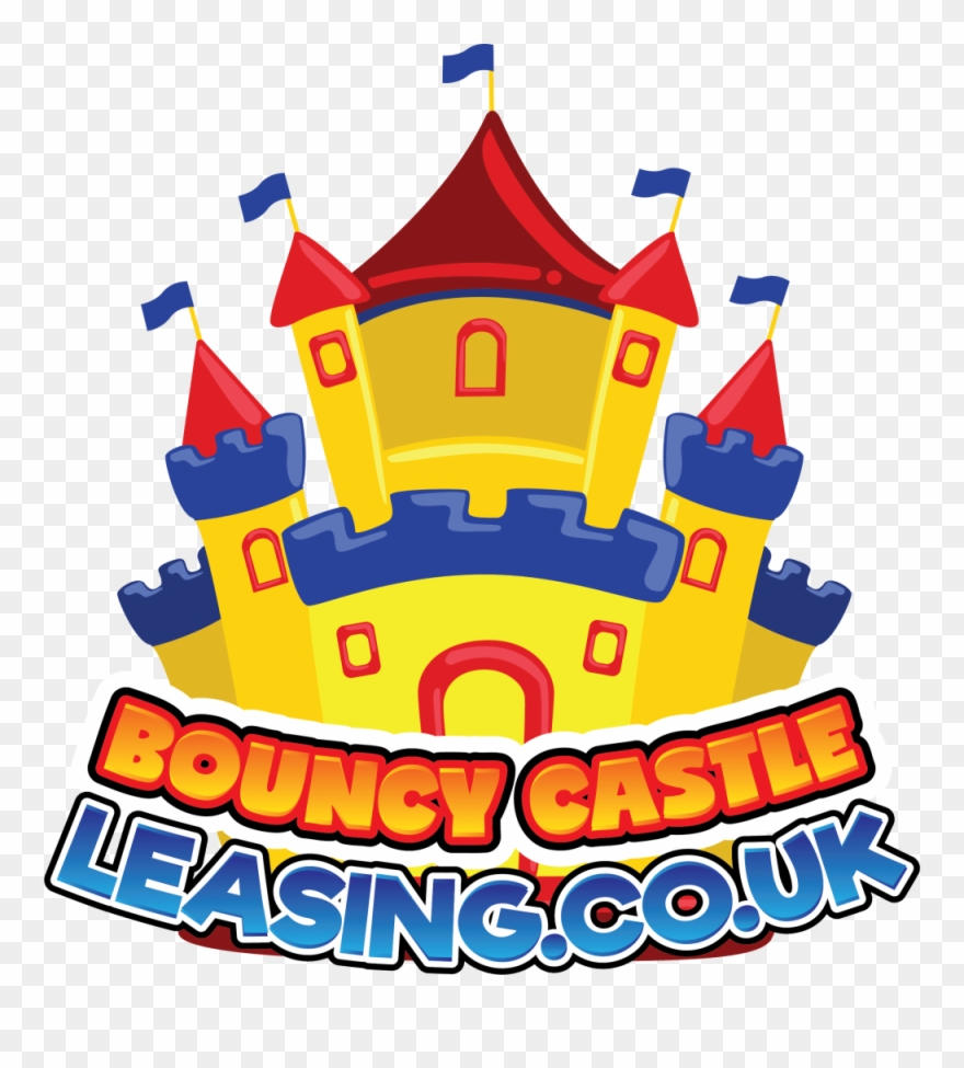 hight resolution of bouncy castle leasing bounce house vector clipart