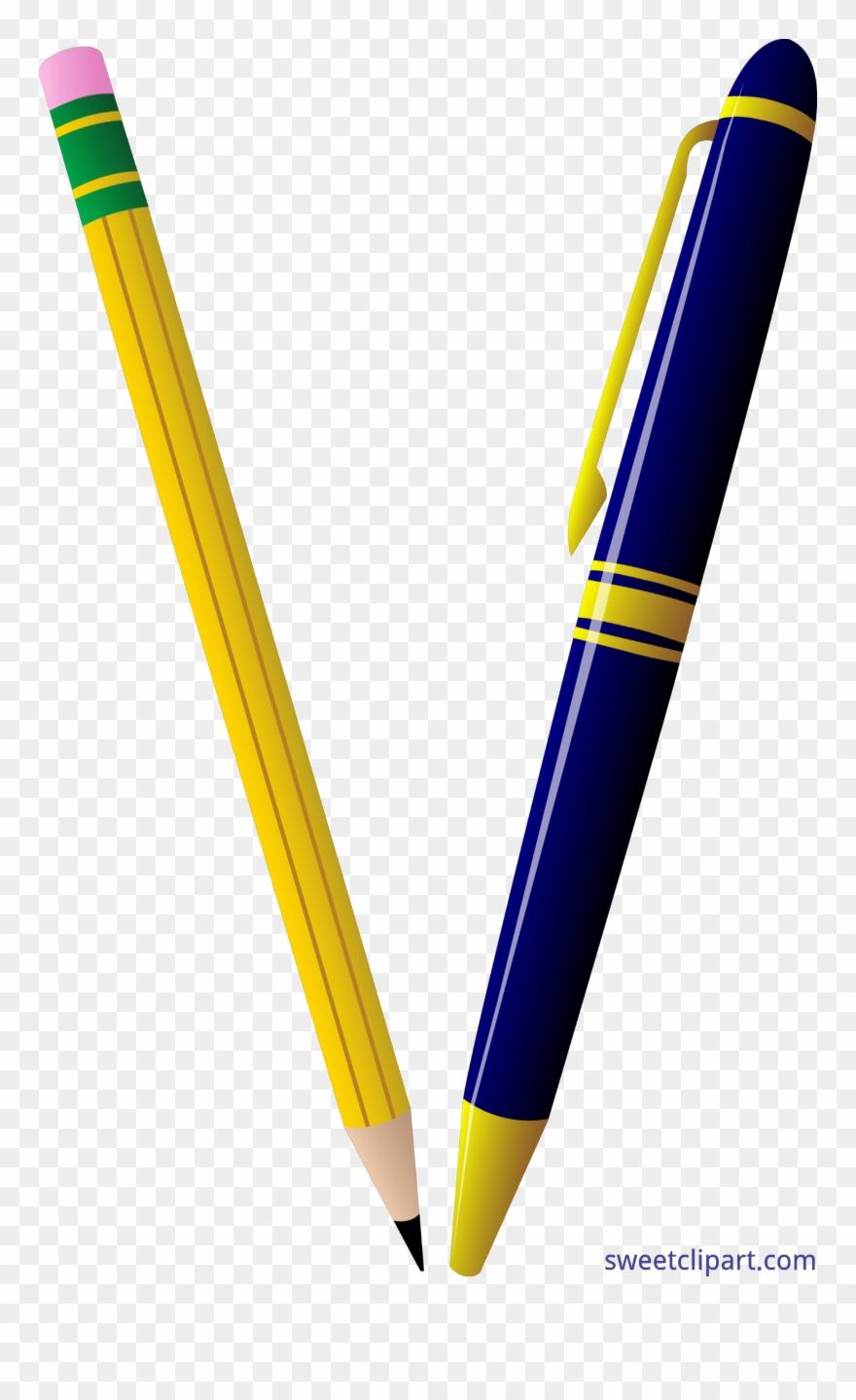 medium resolution of pen clipart clip art marker pencil pen clip art fountain pen and pencil clipart