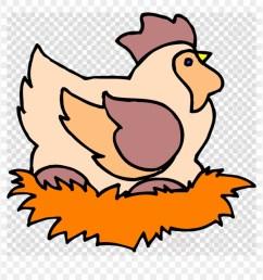 chicken on nest clipart chicken clip art chicken png download [ 880 x 900 Pixel ]