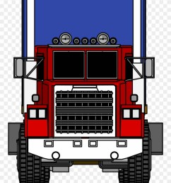 trailer fire engine clip art semitrailer transprent front of a big truck png download [ 880 x 1176 Pixel ]