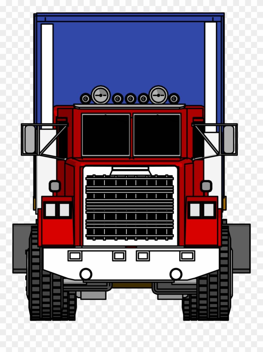 medium resolution of trailer fire engine clip art semitrailer transprent front of a big truck png download