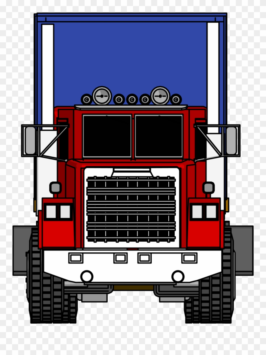 hight resolution of trailer fire engine clip art semitrailer transprent front of a big truck png download