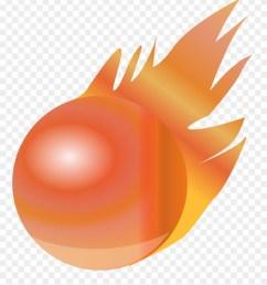 fire ball clip art transparent background fireball gif png download [ 880 x 1026 Pixel ]