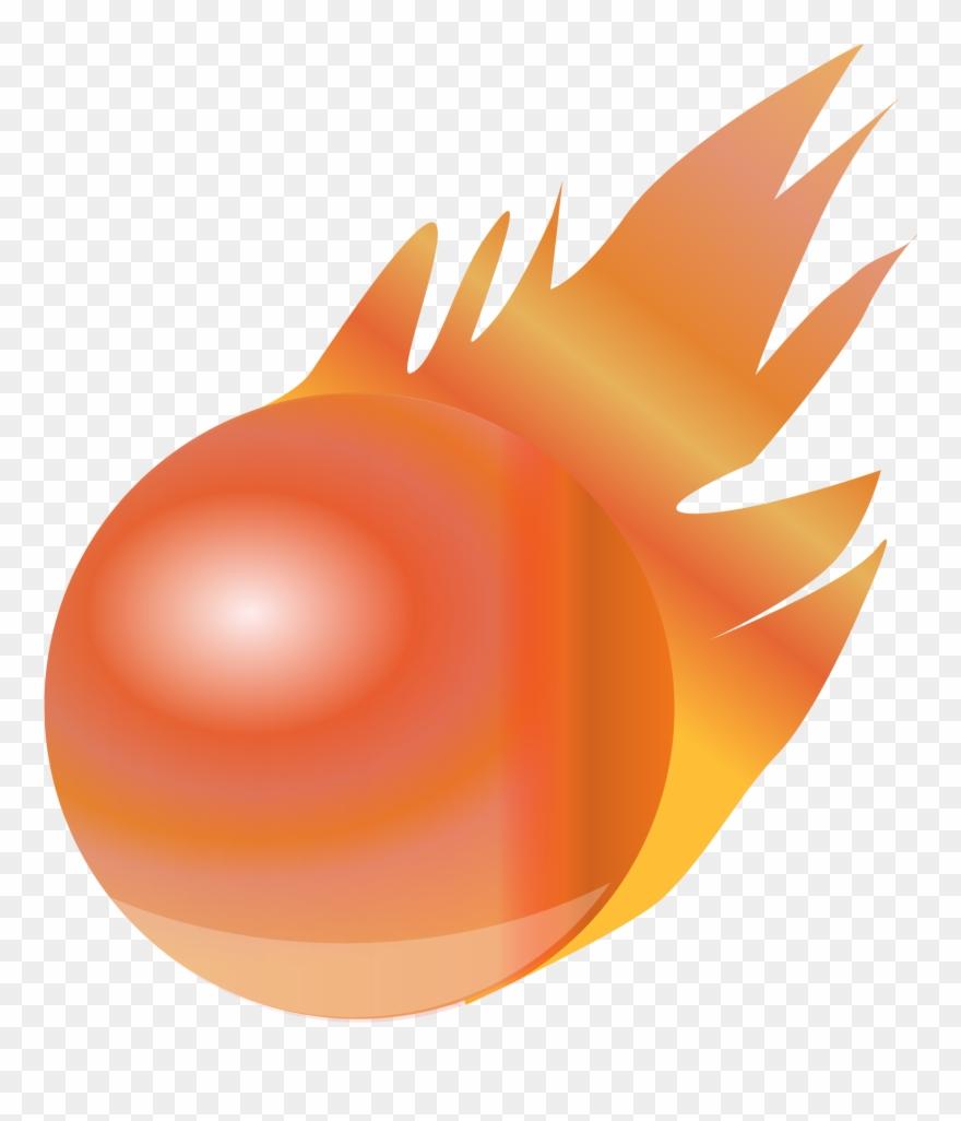 medium resolution of fire ball clip art transparent background fireball gif png download