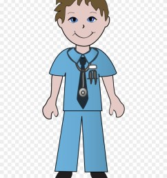 nurse clipart doctors and nurses of male and female nurse clipart png download [ 880 x 1104 Pixel ]