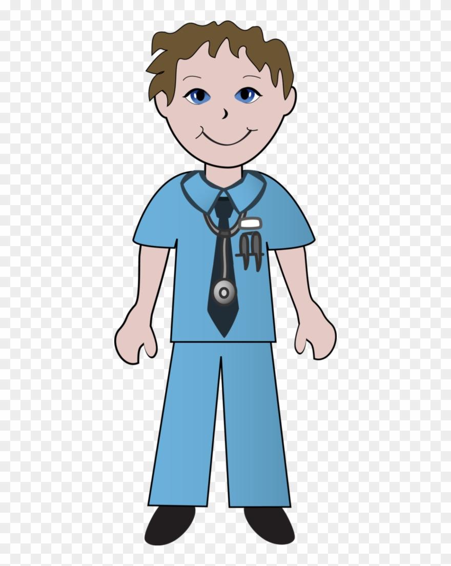 medium resolution of nurse clipart doctors and nurses of male and female nurse clipart png download