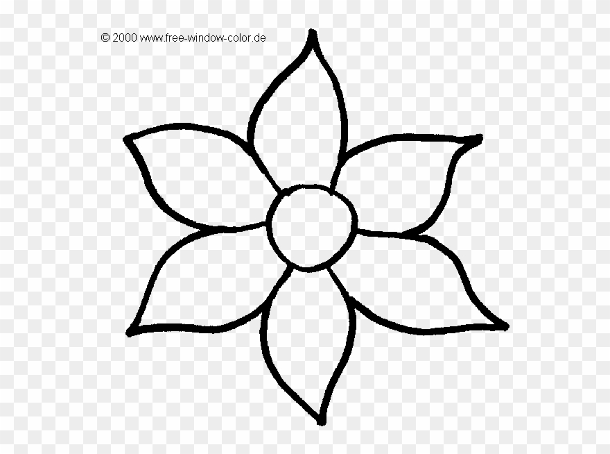 Malvorlagen Blume Picture Coloring Pages For Grown