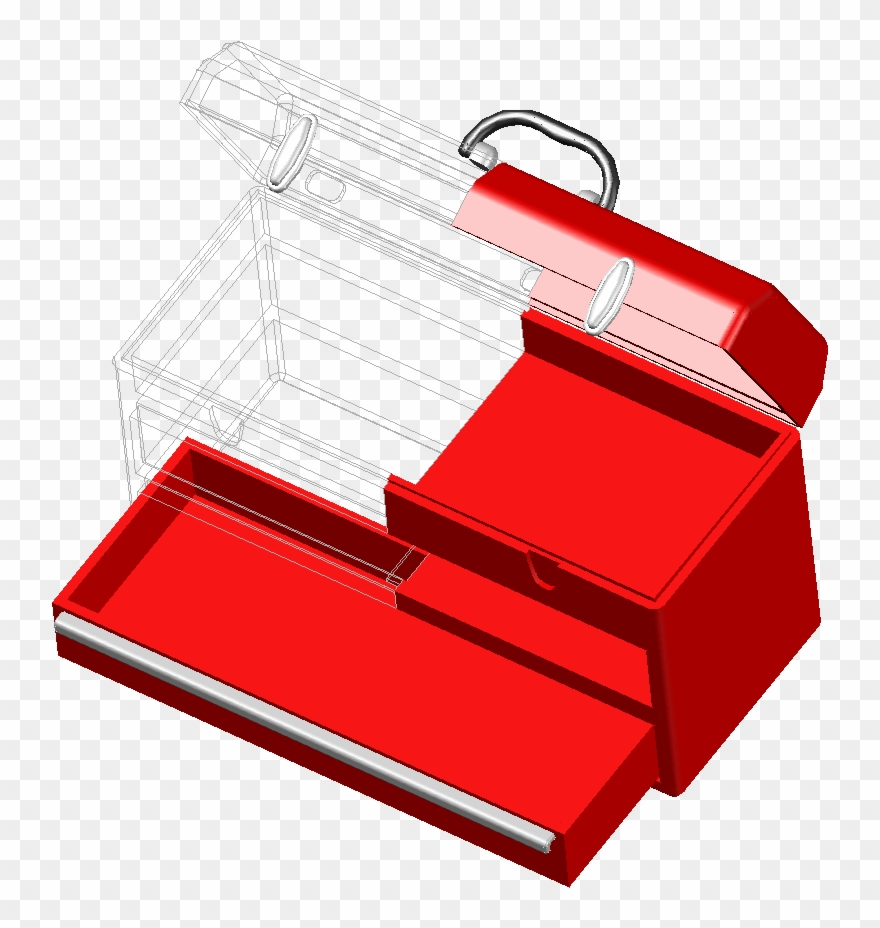 hight resolution of toolbox x2 clipart