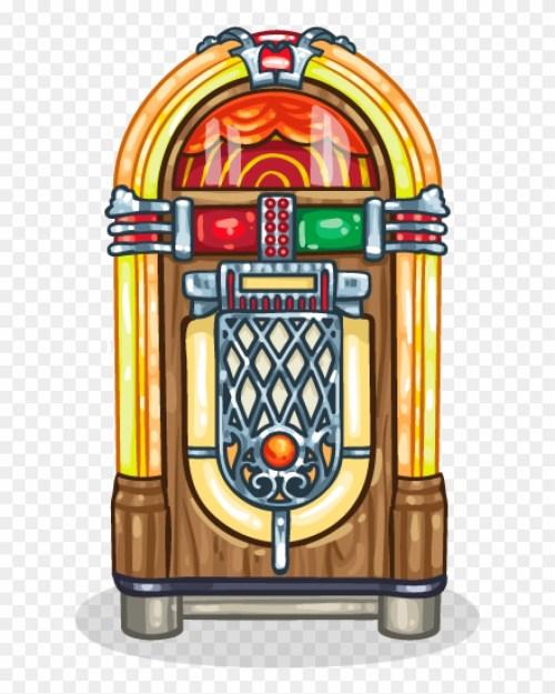 small resolution of jukebox illustration clipart