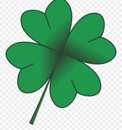 shamrock st patrick s day irish free vector graphics free clipart [ 880 x 1046 Pixel ]