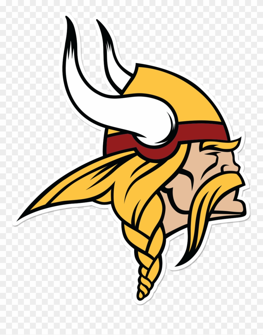 hight resolution of minnesota vikings png clipart