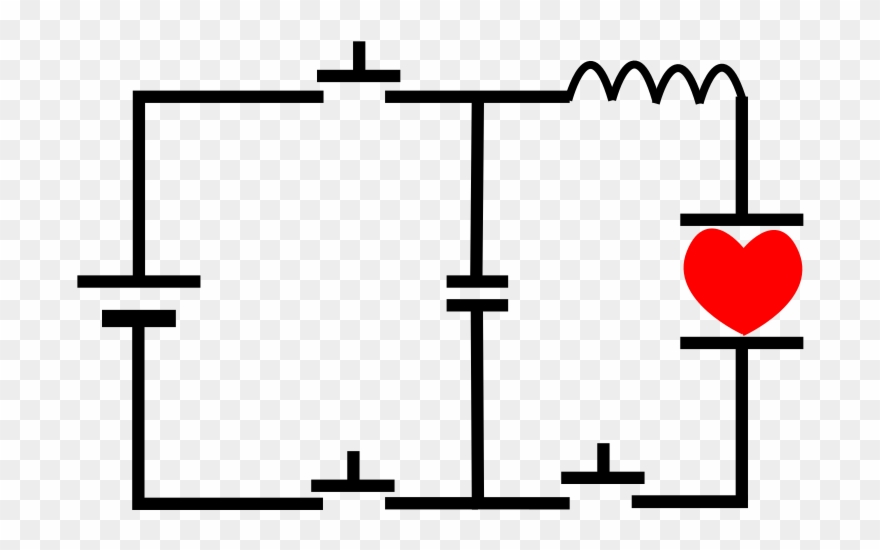 A Circuit Diagram Showing The Simplest Defibrillator