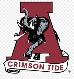 alabama crimson tide logo png transparent clipart [ 880 x 979 Pixel ]