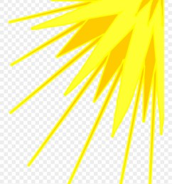 yellow sun rays png clipart [ 880 x 1227 Pixel ]