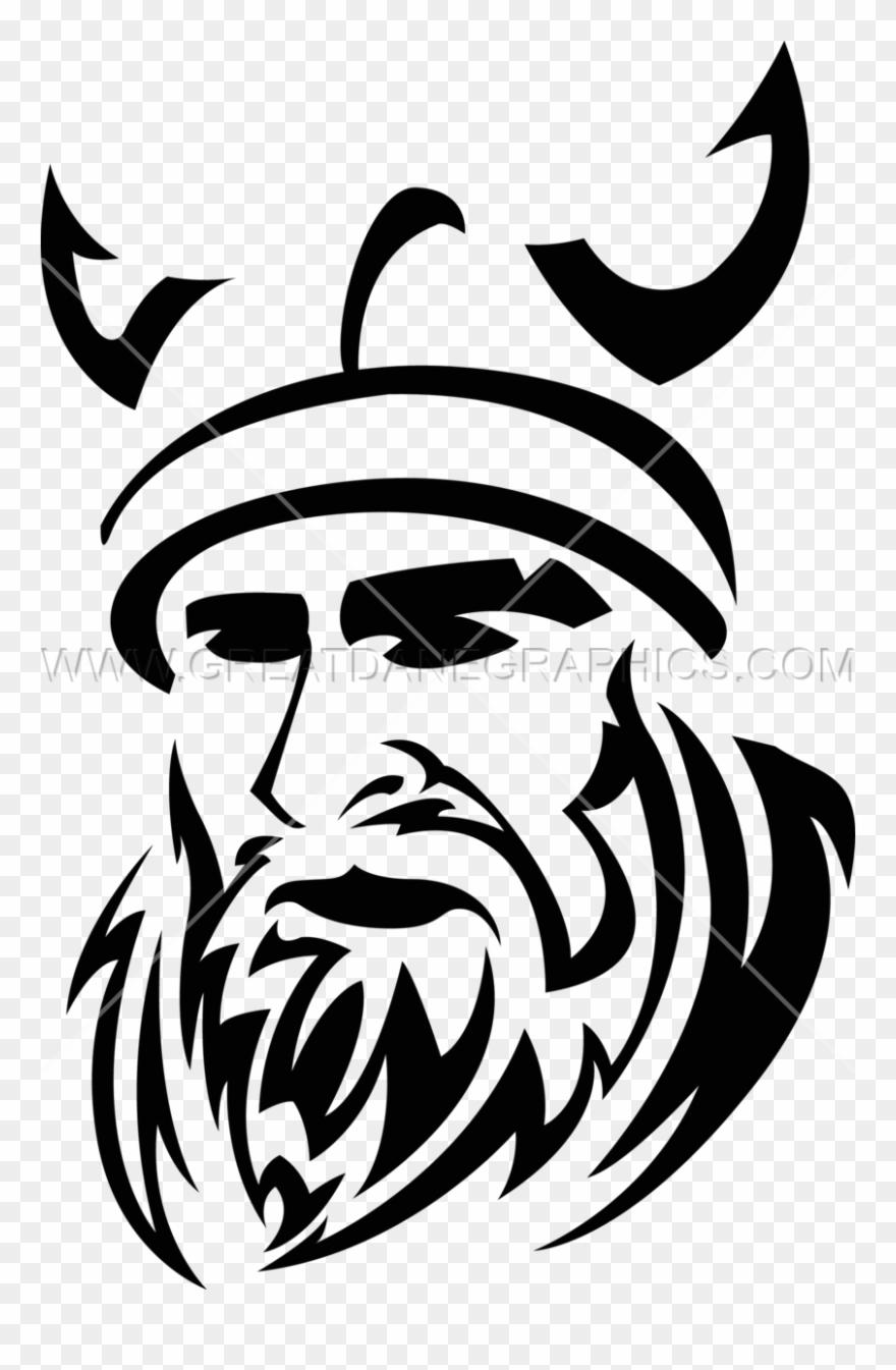 medium resolution of viking clipart viking head png download