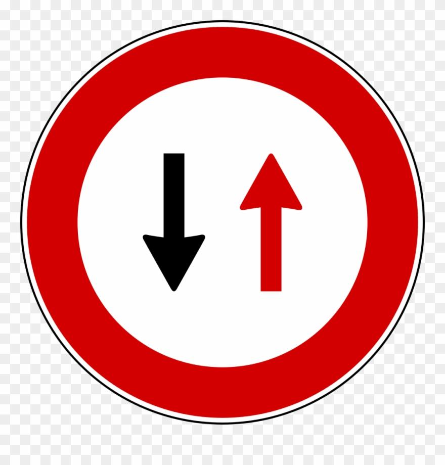hight resolution of italian traffic signs clipart