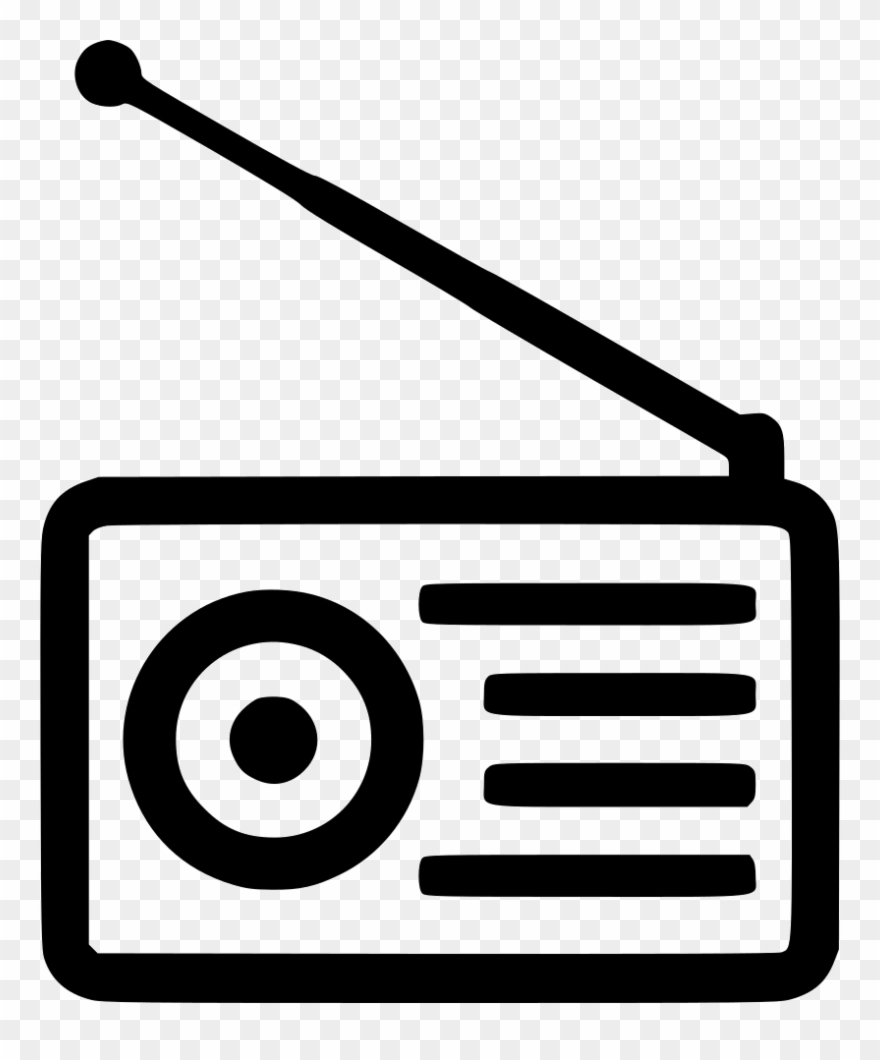 medium resolution of radio wave clipart radio wave computer icons png download