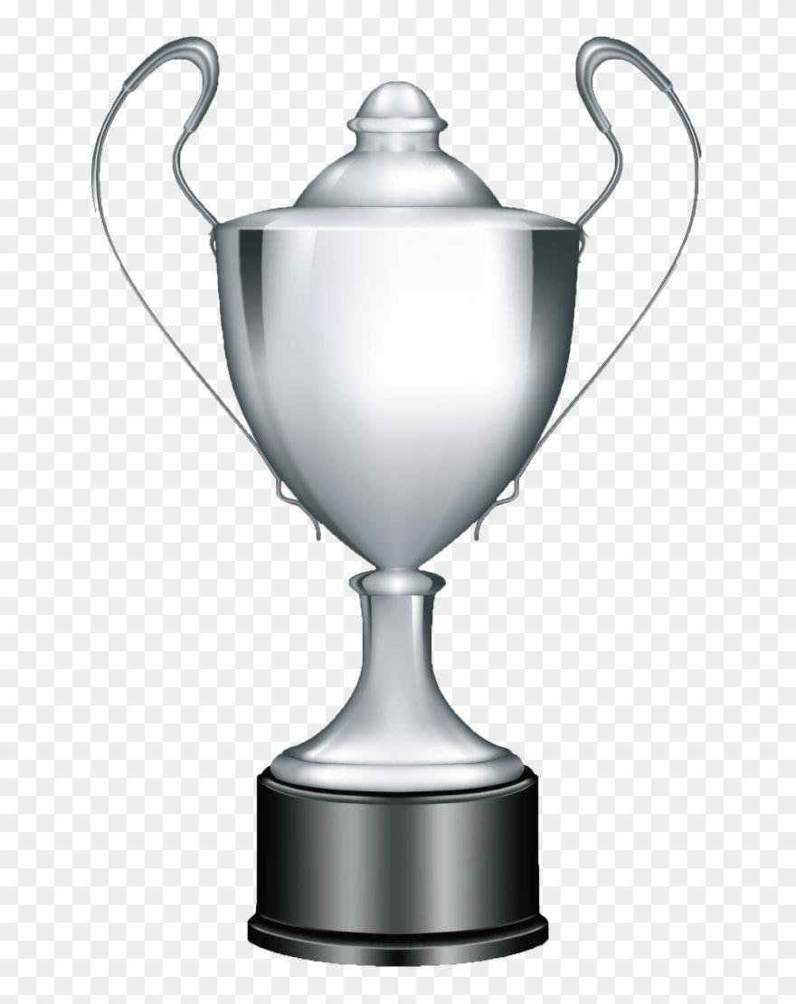medium resolution of silver trophy clipart