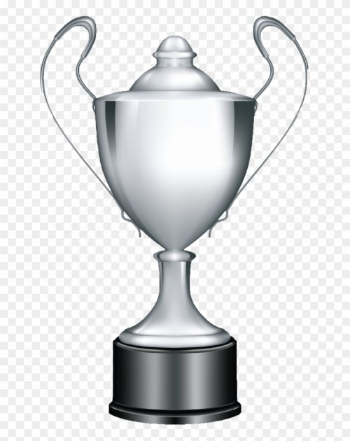 small resolution of silver trophy clipart