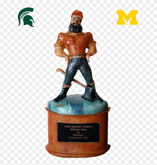 small resolution of paul bunyan trophy clipart
