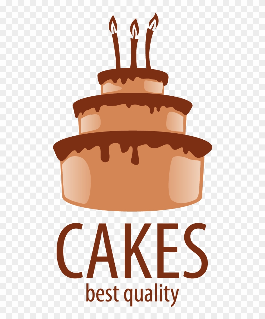 hight resolution of contact cake logo copyright free clipart