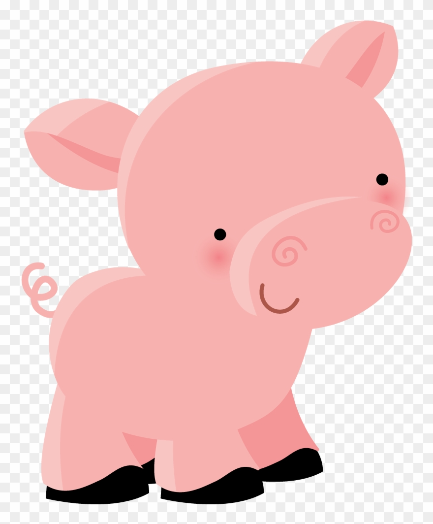 hight resolution of pig illustration farm animals cute animals farm animalitos de granja png clipart