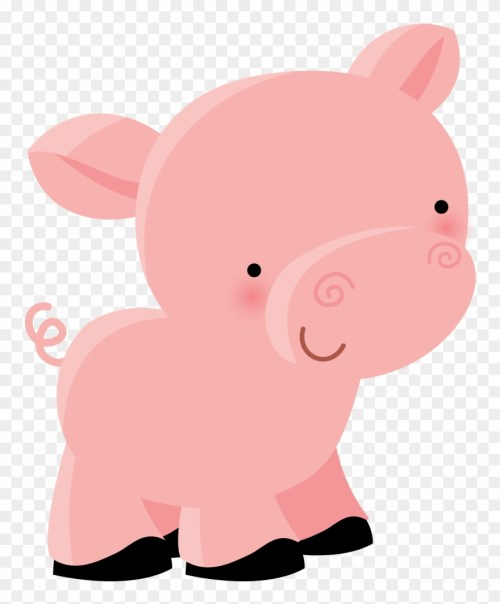 small resolution of pig illustration farm animals cute animals farm animalitos de granja png clipart