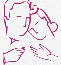 wife husband marriage couple love clipart [ 880 x 1130 Pixel ]