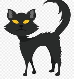 black cat clipart whisker png download [ 880 x 1057 Pixel ]