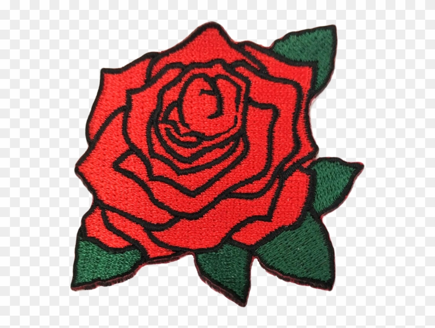 red rose sticker png