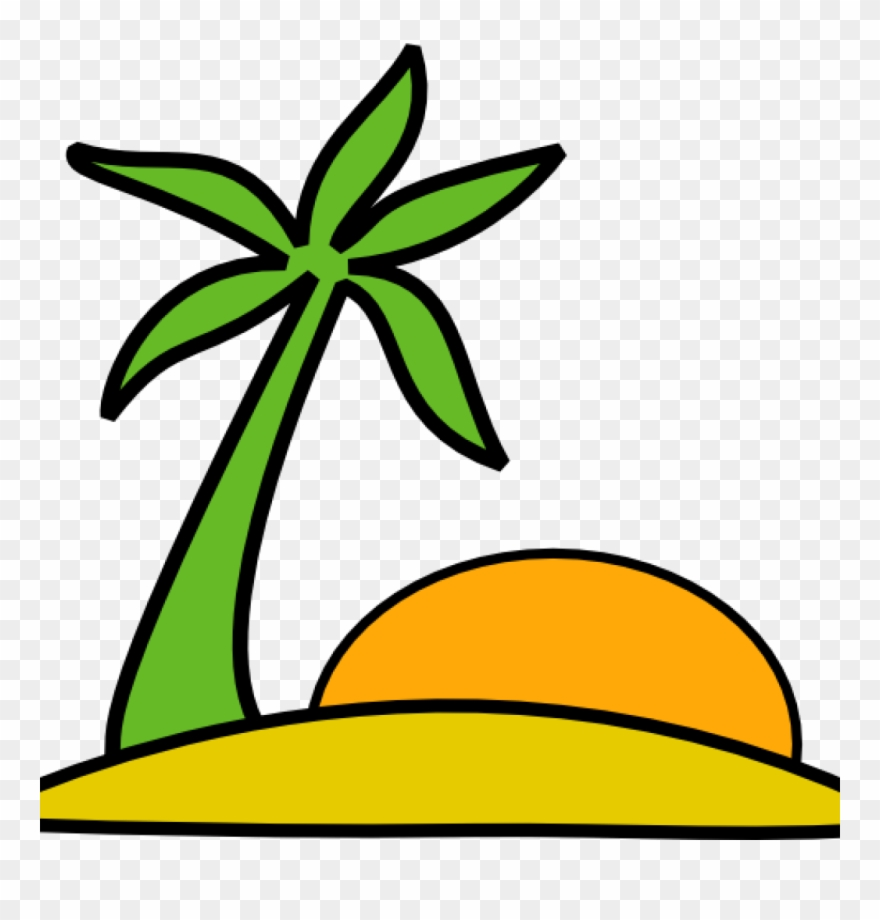 Vacation Clipart Free Vacation Clip Art Free Clip Art Desert Island Clip Art Png Download 284116 Pinclipart