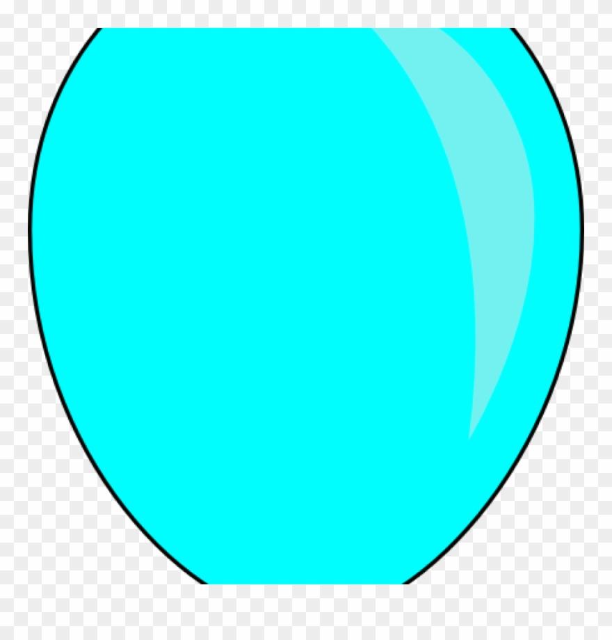 hight resolution of single balloon clipart balloon clip art at clker vector clip art png download